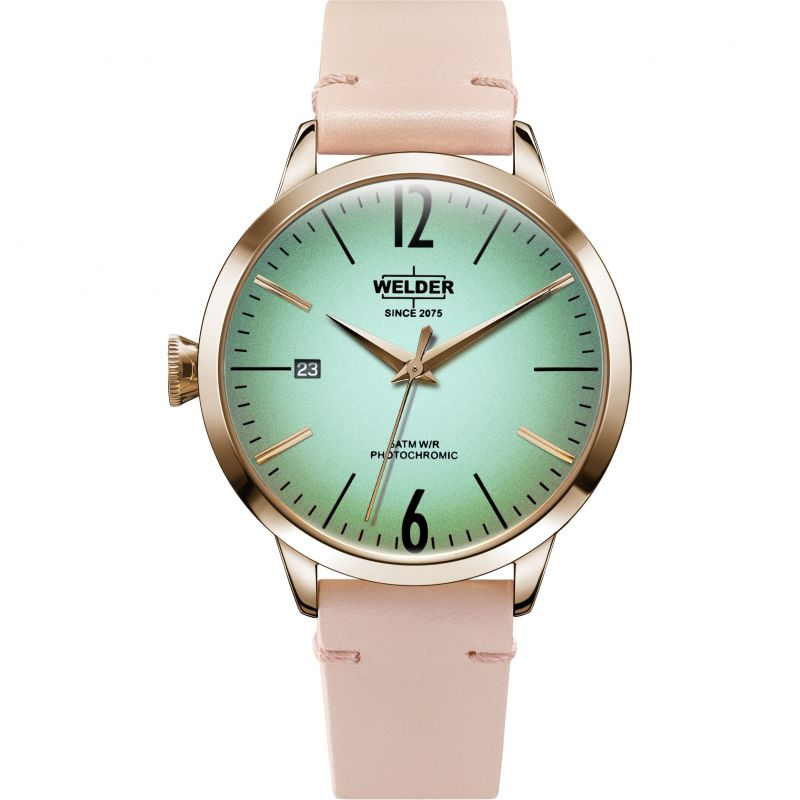 Unisex Welder The Moody 38mm Watch