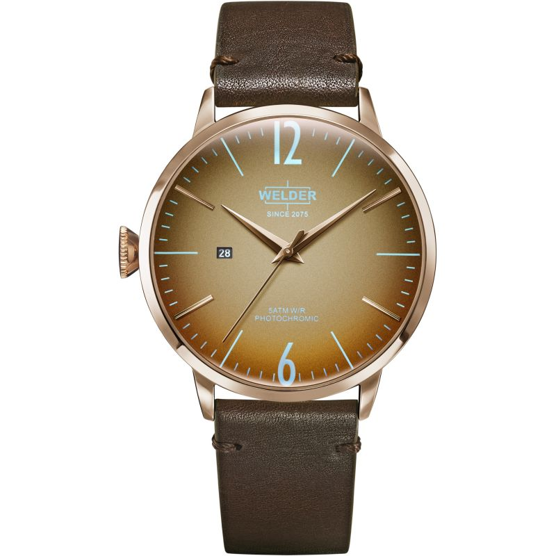 Unisex Welder The Moody 45mm Watch