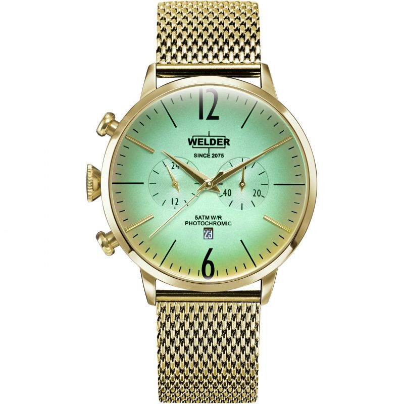 Unisex Welder The Moody 45mm Chronograph Watch