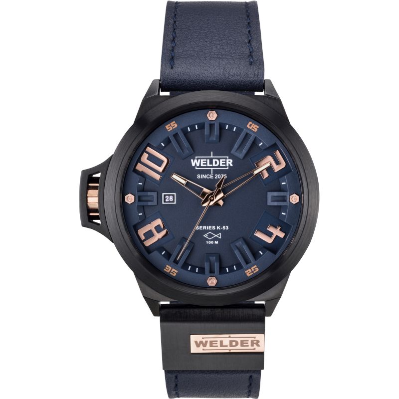 Mens Welder The Bold K53 Watch