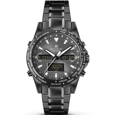 Montre Homme Accurist World Timer 7102