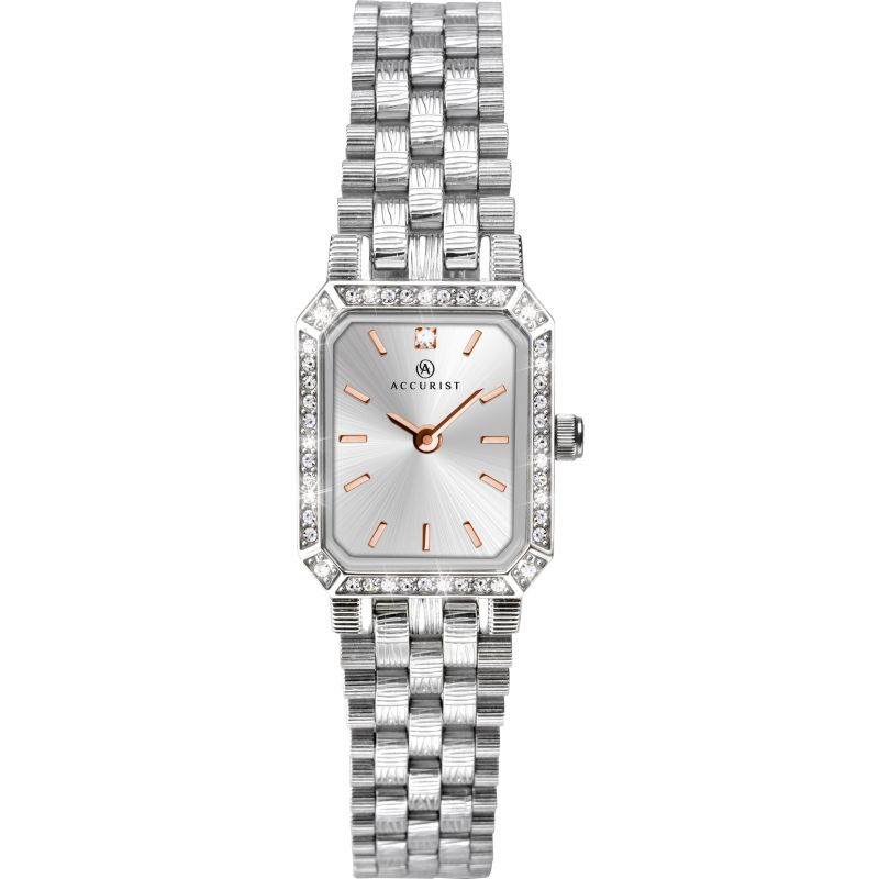 Ladies Accurist Watch 8117