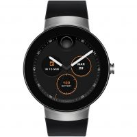Mens Movado Connect Android Wear Bluetooth Alarm Chronograph Watch 3660016