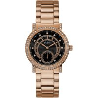 Ladies Guess Constellation Watch W1006L2