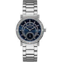 Ladies Guess Constellation Watch W1006L1