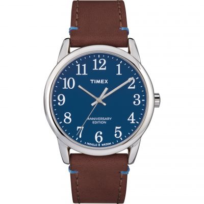 Unisex Timex Easy Reader 40th Anniversary Edition Watch TW2R36000