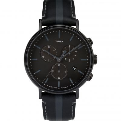 Mens Timex Fairfield Chronograph Watch TW2R37800