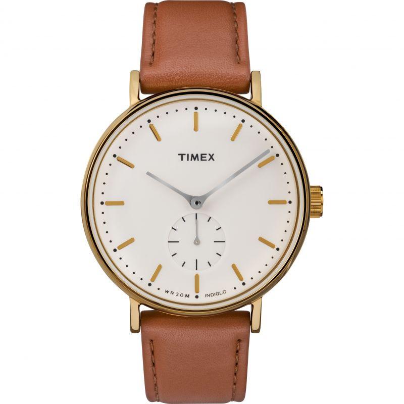 Mens Timex Fairfield Sub-Second Watch