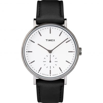 Mens Timex Fairfield Sub-Second Watch TW2R38000