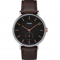 Mens Timex Fairfield Sub-Second Watch TW2R38100