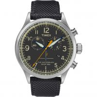 Mens Timex The Waterbury Chronograph Watch TW2R38200
