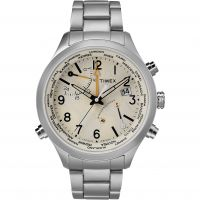 Mens Timex The Waterbury Intelligent Quartz Chronograph Watch TW2R43400