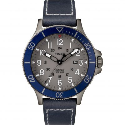 Mens Timex Allied Coastline Watch TW2R45900