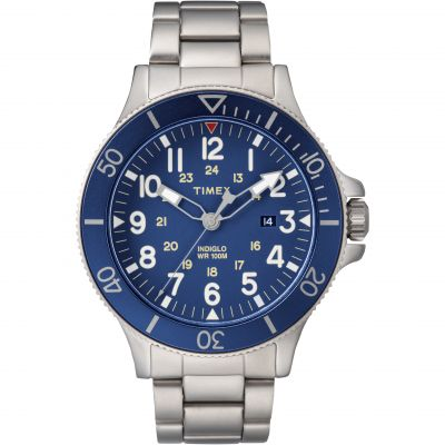 Mens Timex Allied Coastline Watch TW2R46000