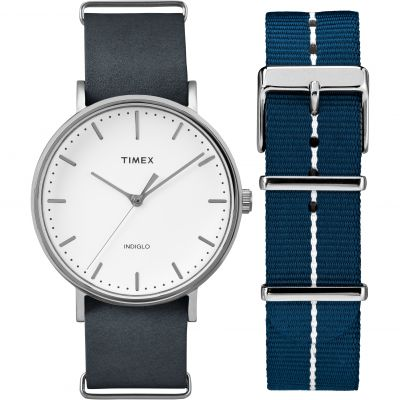 Orologio da Unisex Timex Fairfield Box Set TWG016400