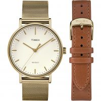 Unisex Timex Fairfield Box Set Watch TWG016600