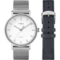 Unisex Timex Fairfield Box Set Watch TWG016700