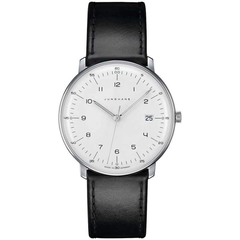 Mens Junghans Max Bill Graphishe Reihe Watch