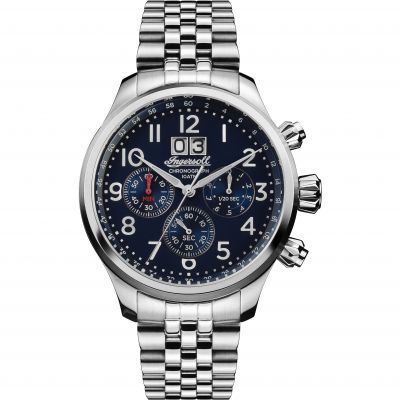 Mens Ingersoll The Delta Chronograph Watch I02404