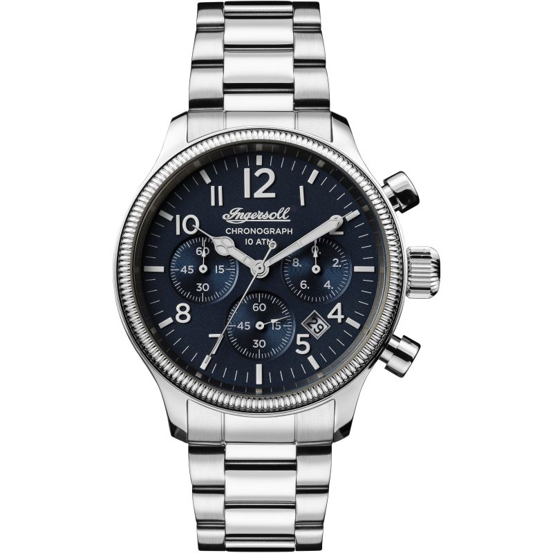 Mens Ingersoll The Apsley Chronograph Watch I03804