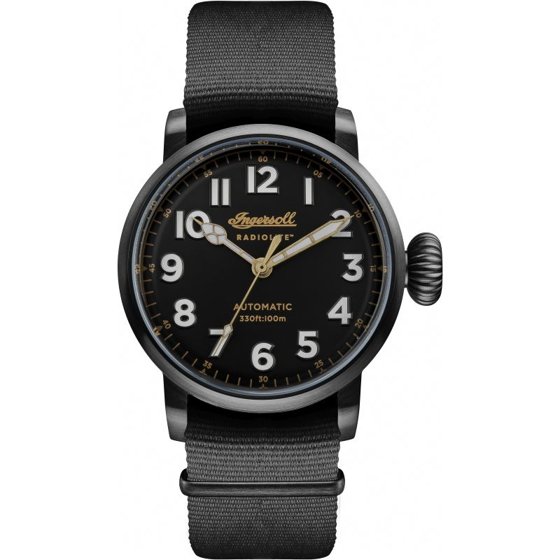 Mens Ingersoll The Linden Automatic Watch I04806