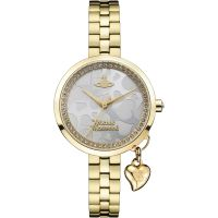 Ladies Vivienne Westwood Bow II Watch VV139SLGD