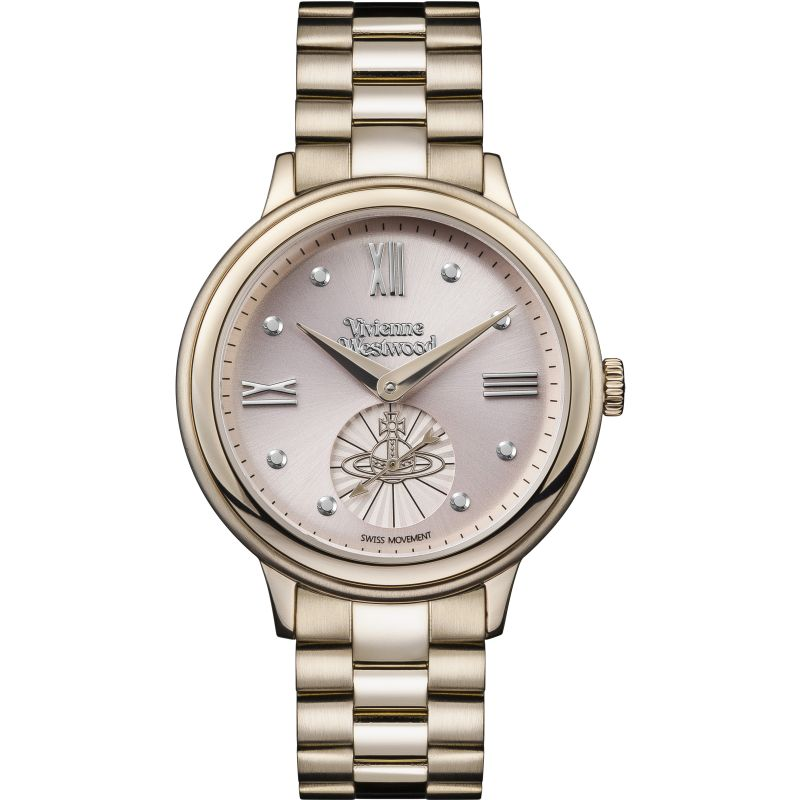 Ladies Vivienne Westwood Portobello Watch VV158PKNU
