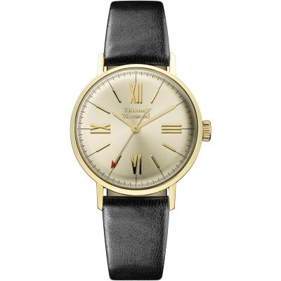 Ladies Vivienne Westwood Burlington Watch VV170GYBK