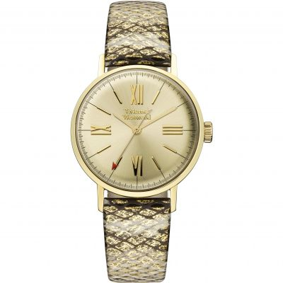 Ladies Vivienne Westwood Burlington Watch VV170GDMT