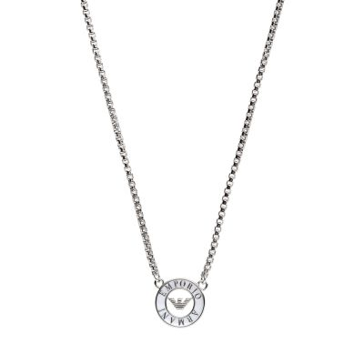 Emporio Armani Dames Necklace Sterling Zilver EG3343040