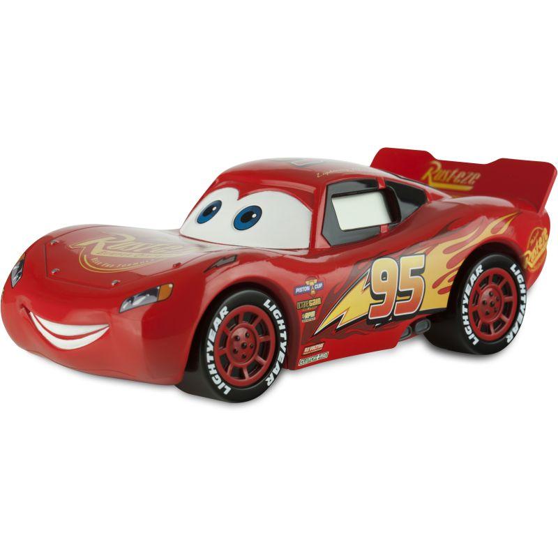 Lightning Mcqueen Characters >> Childrens Character Disney Cars Lightning Mcqueen Projection Alarm Clock Dc306