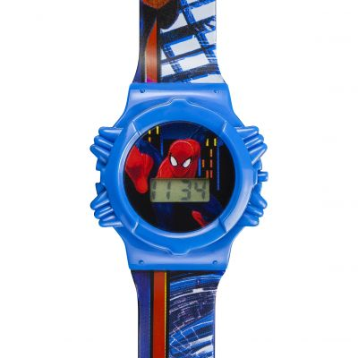 Childrens Character Marvel Ultimate Spiderman Wallet Set Watch SPM8SET