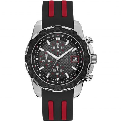 Mens Guess Octane Chronograph Watch W1047G1
