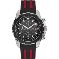 Mens Guess Octane Chronograph Watch