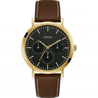 Mens Guess Slate Watch