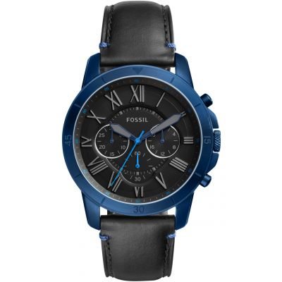 Mens Fossil Grant Sport Chronograph Watch FS5342
