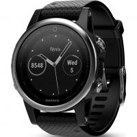 Unisex Garmin fenix 5S Bluetooth GPS HRM Alarm Chronograph Watch 010-01685-02