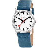 Ladies Mondaine Swiss Railways Simply Elegant Watch A4003035116SBD