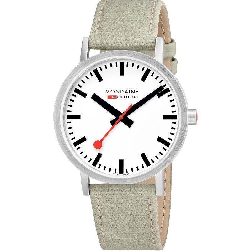 Mens Mondaine Classic Watch