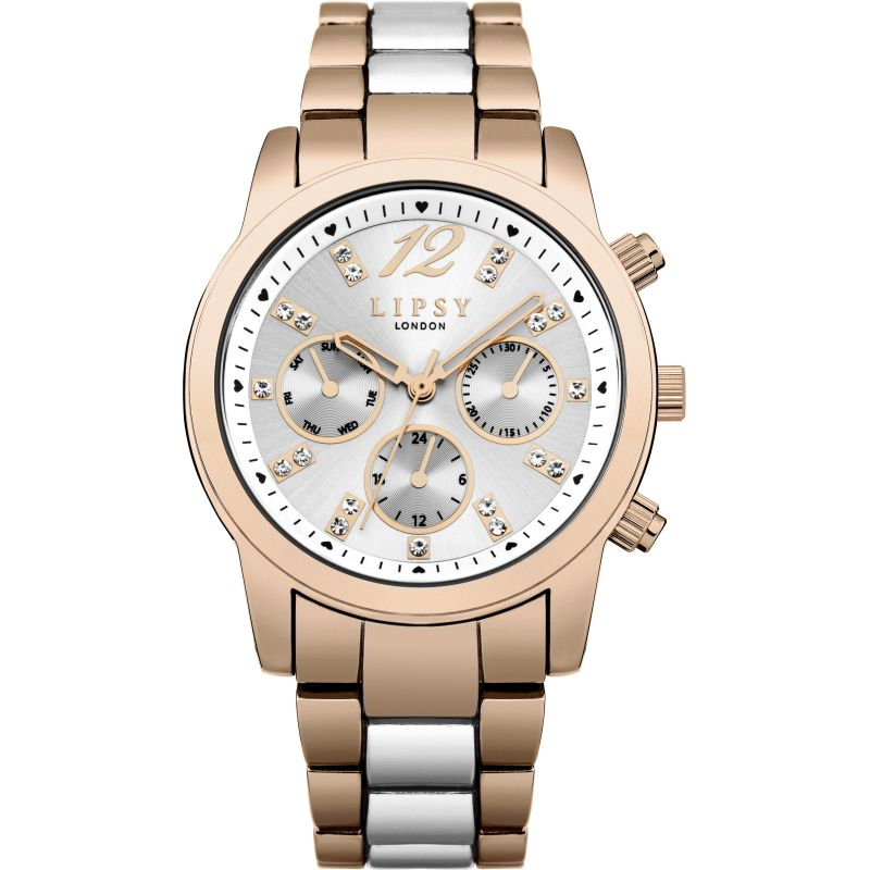 Image of  			   			  			   			  Ladies Lipsy Chronograph Watch