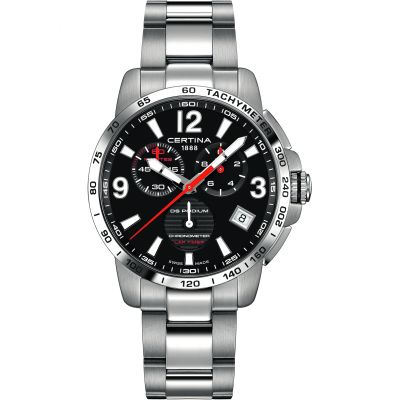 Mens Certina DS Podium Chronograph Watch C0344531105700