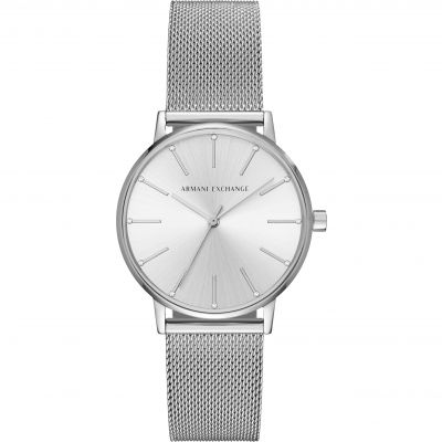 Armani Exchange Damenuhr in Silber AX5535