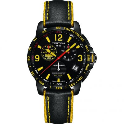Mens Certina DS Podium Chronograph Watch C0344533605710