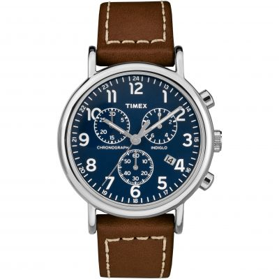 Mens Timex Weekender Chronograph Watch TW2R42600