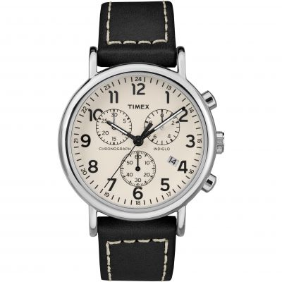 Mens Timex Weekender Chronograph Watch TW2R42800