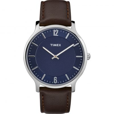 Mens Timex Skyline Slim Watch TW2R49900