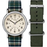 Mens Timex Weekender Box Set Watch