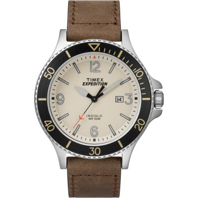 Timex Expedition Expedition Ranger Herrenuhr in Braun TW4B10600