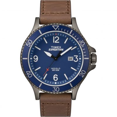 Timex Expedition Expedition Ranger Herrenuhr in Braun TW4B10700