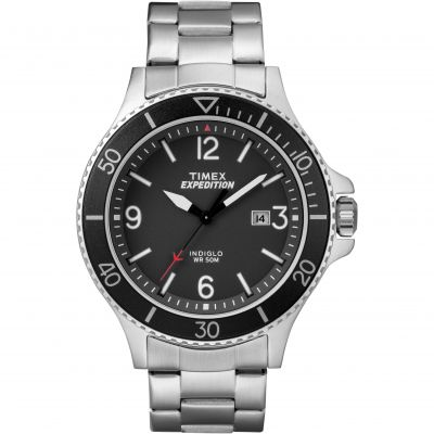 Timex Expedition Expedition Ranger Herrenuhr in Silber TW4B10900